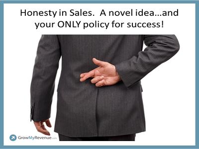 Honesty in Business