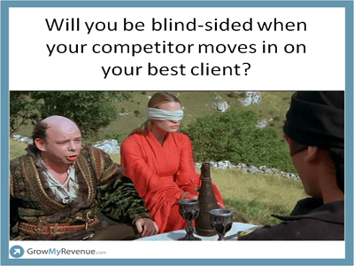 Avoid Losing Your Best Client