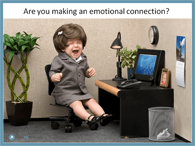 Emotional Connection in Sales Grows Revenue