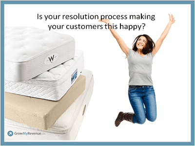 Are Your Customers Happy About Having Problem with You