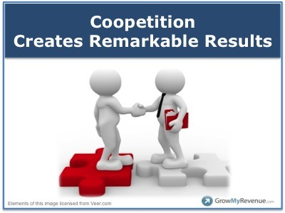 Coopetition Creates Remarkable Results