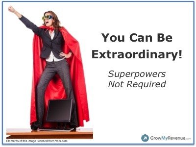 How To Go From Ordinary to Extraordinary For Your Customers