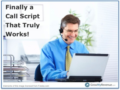3 Elements of a Highly Effective Call Script