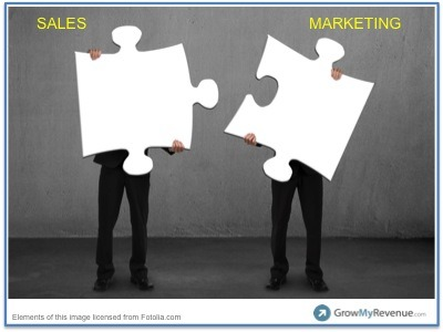 Why You Can't Separate Sales and Marketing