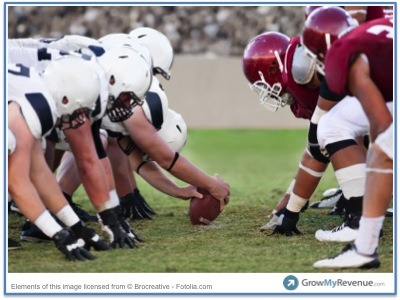 Four Valuable Business Lessons To Learn From Football