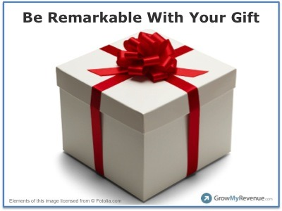 Is Your Business Gift Idea Destined For Greatness or Disaster?