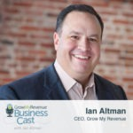 Grow My Revenue's Ian Altman discusses the top 2016 trends in business.